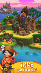 Conoce Paradise Bay para iPhone